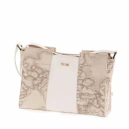 alviero martini lotus flower shoulder bag GQ32S860