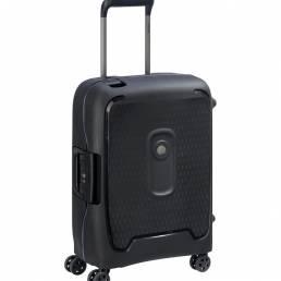 delsey moncey trolley cabina 55 cm slim 00384480300 nero