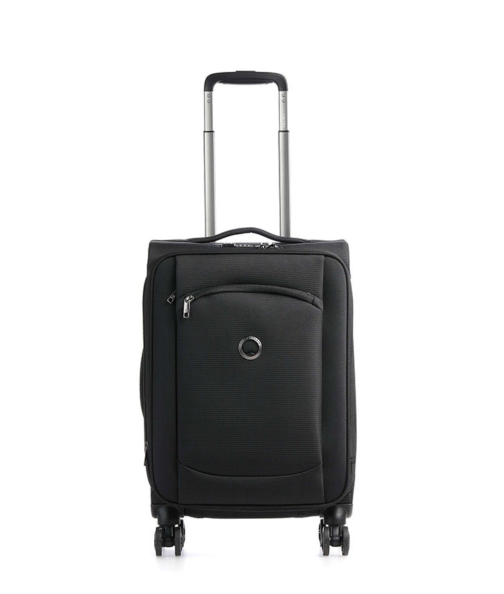 delsey montmartre air 2.0 trolley cabina 55cm 00235280100 nero