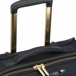 delsey montrouge trolley estensibile 69 cm 002018811 nero